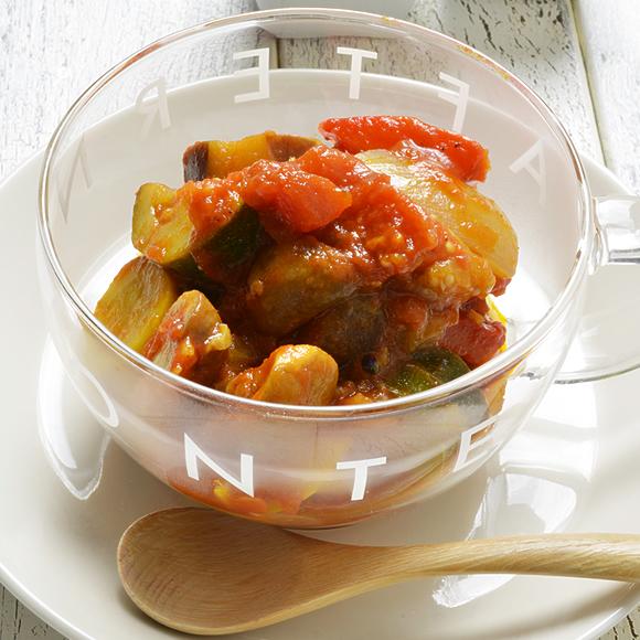 カラフル夏野菜ラタトュイユ