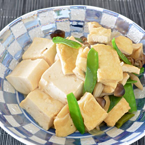 きつね豆腐