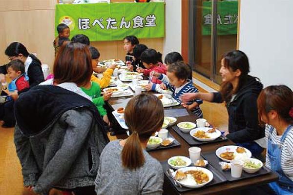 子ども食堂の運営支援